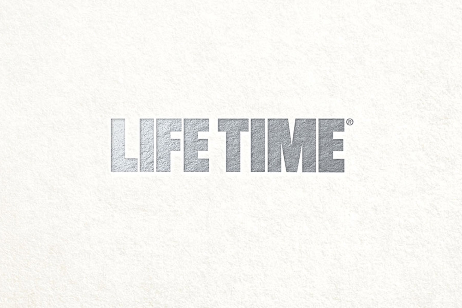 Silver Life Time master logo on a white paper background