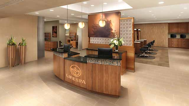The LifeSpa at Life Time Athletic Chestnut Hill