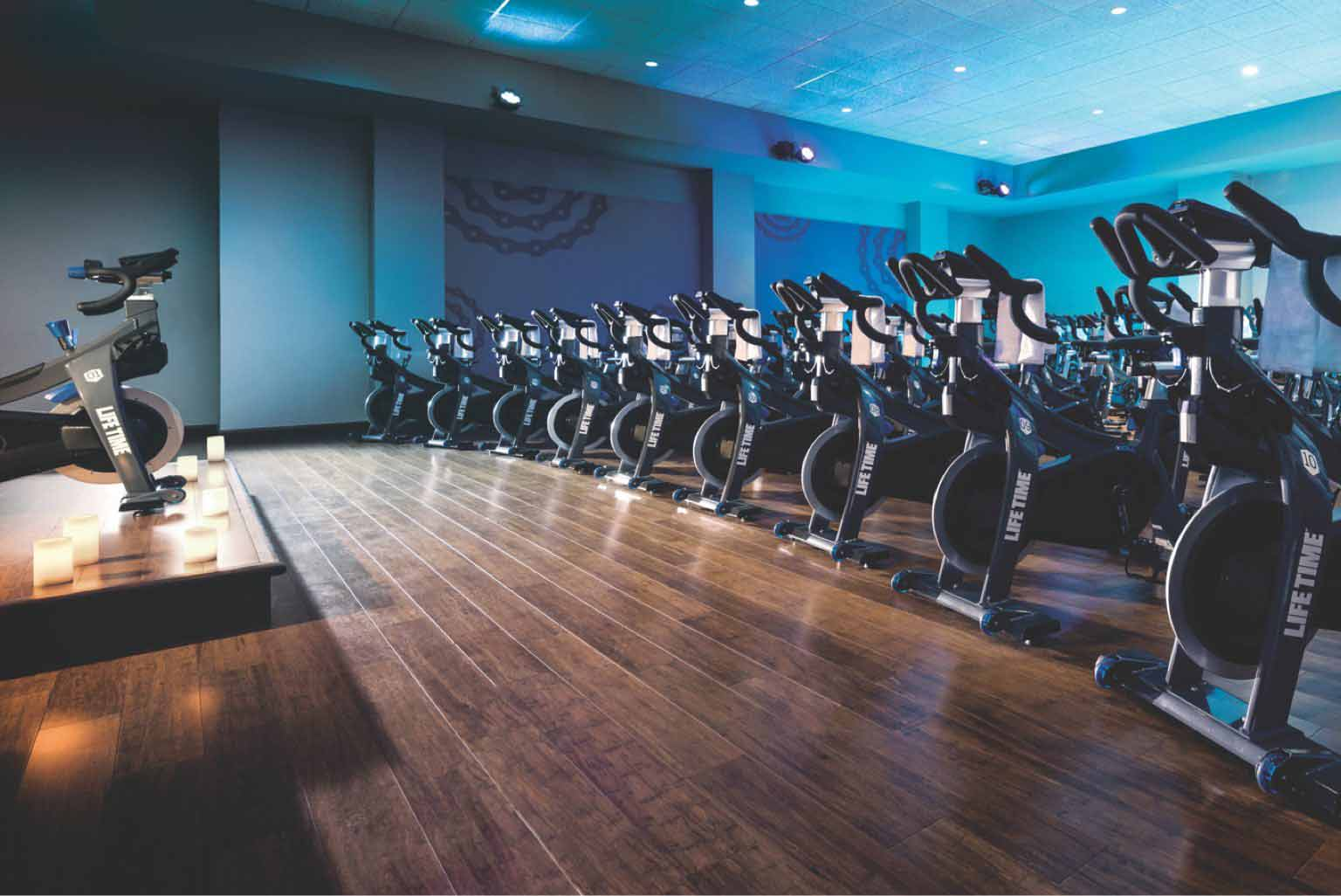 Life time dallas midtown luxury health club and gym