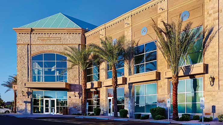 Life Time Athletic North Scottsdale, a premier health club in Scottsdale, AZ.