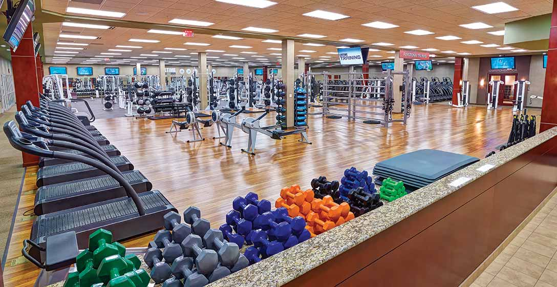 Luxury Health Club and Gym | Life Time - Tampa