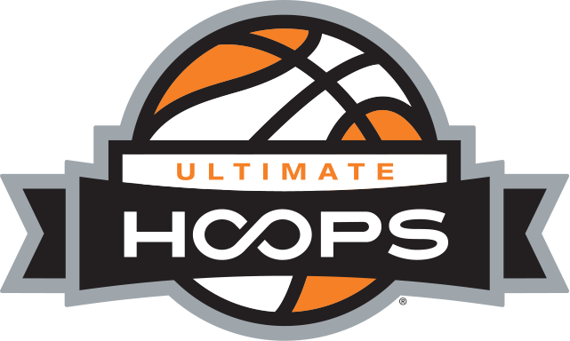 Ultimate Hoops logo