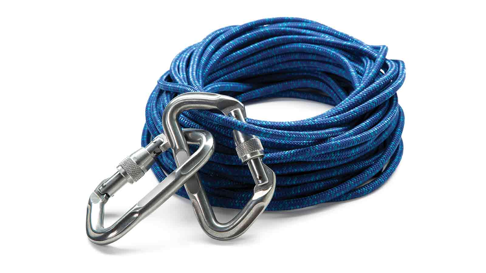 Rope and belay